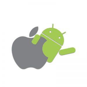reparar conector de carga android apple