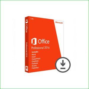 licencia office 2016 barata