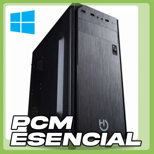 ordenador oficina gama baja ESENCIAL PCM