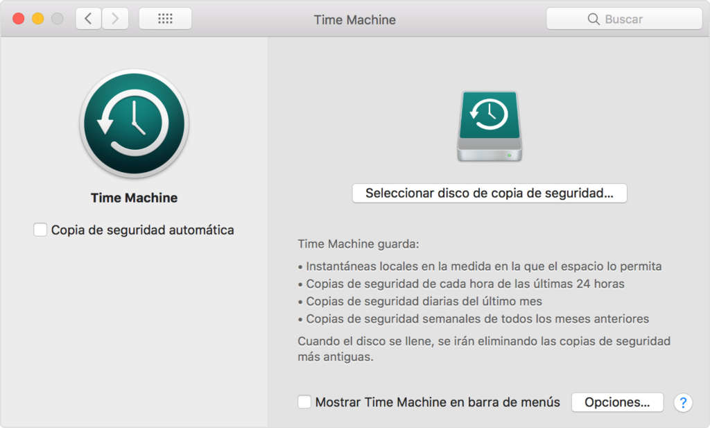 copias de seguridad time machine en mac osx recuperar copia de seguridad para mac