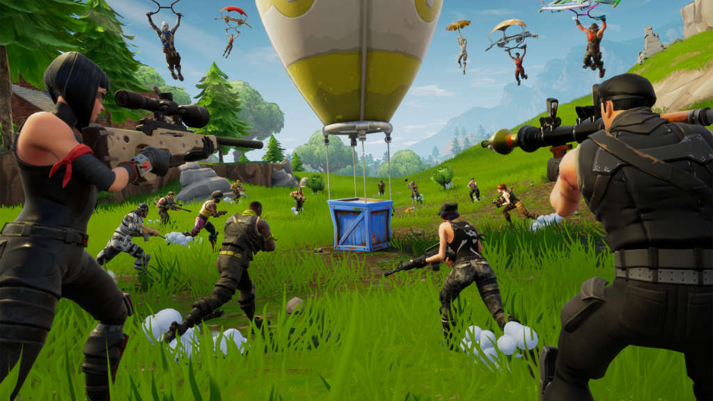 Ordenador Gaming fortnite en Madrid