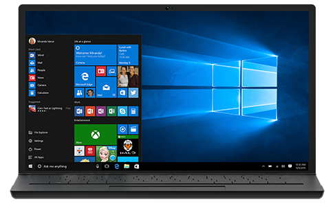 reinstalar windows 10 ampliar windows 10
